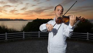 Conversa amb Massimo Spadano, violinista i director