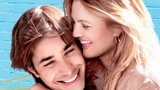 Drew Barrymore i Justin Long