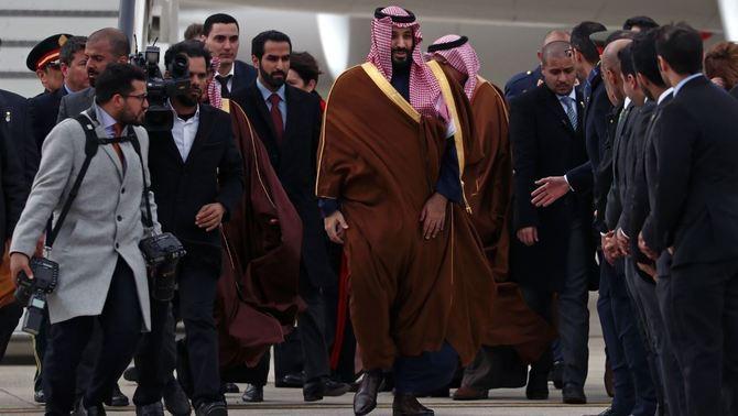 4 grans ONG demanen a Espanya que deixi de vendre armes a l'Aràbia Saudita