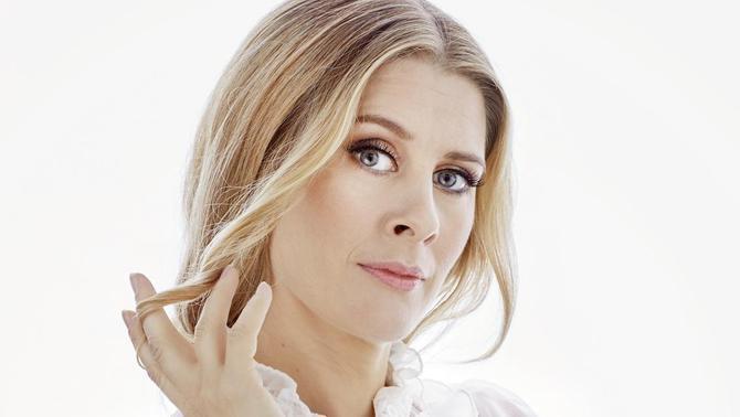 La soprano Malin Byström i l'Orquestra Simfònica de la Ràdio Sueca des d'Estocolm