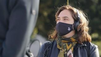 "Ada Colau: ""Convocar eleccions seria una ofensa a la ciutadania"""
