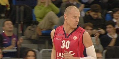 El pivot polonès Maciej Lampe es converteix en el quart fitxatge del Barça de bàsquet
