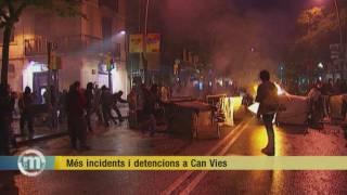 Les notícies del dia (29/05/14). Més incidents i detencions per Can Vies