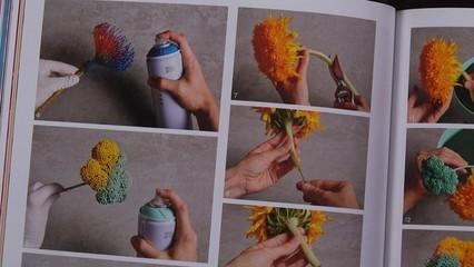 Arte floral. Un taller contemporáneo
