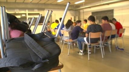 Horaris més saludables als nous instituts escola