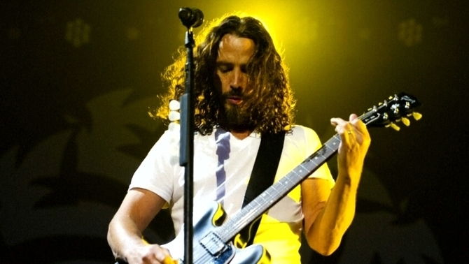 Mor Chris Cornell, cantant de Soundgarden i Audioslave