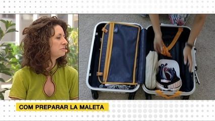 Vacances: maletes pràctiques