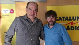 Sanchis i Évole discrepen sobre el paper dels mitjans l'1 d'octubre