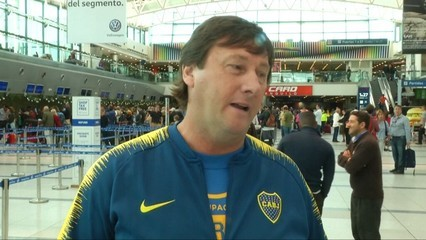 Endeutar-se per veure la final de la Libertadores