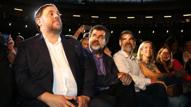 Un grup de treball de l'ONU demana la llibertat immediata de Junqueras, Sànchez i Cuixart