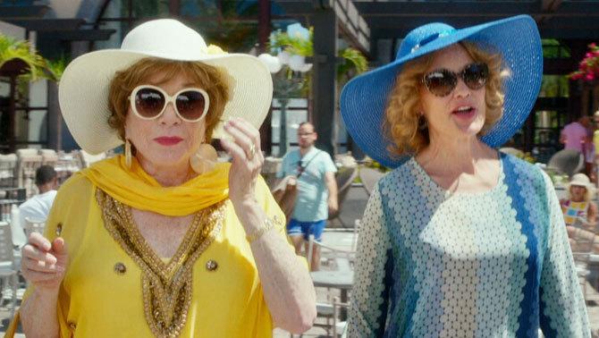 """Com reines"", amb Shirley MacLaine i Jessica Lange"