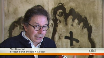 Tàpies en un castell del segle XII, art a Vila-seca
