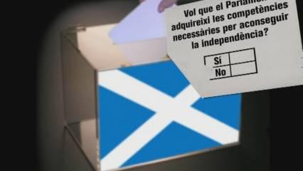 Escòcia avança cap al referèndum