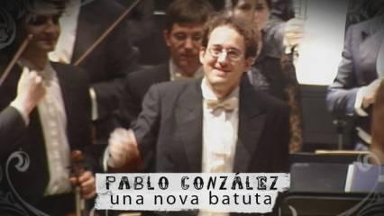 Presentació del jove director de l'OBC Pablo González