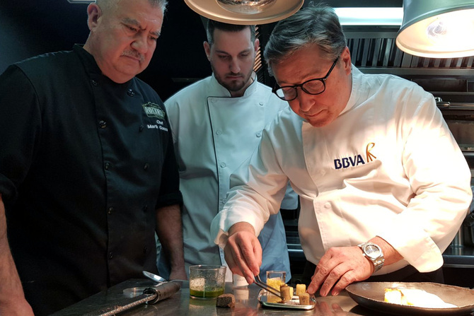 Els germans Roca cuinaran el sopar benèfic posterior als Oscars organitzat per la Fundació d'Elton John