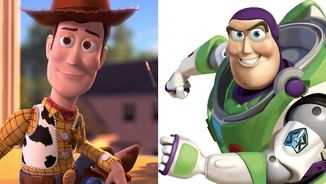 Woody vs. Buzz Lightyear. Tu de qui ets?