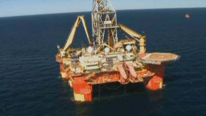 Buscant petroli al regne del fred