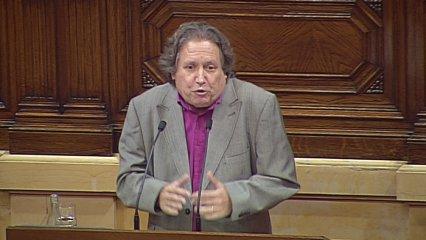 Ple del Parlament i la figura del Cap de l'Oposició