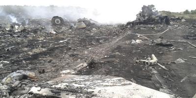 Un avió de Malaysia Airlines amb 298 persones a bord és abatut a la regió de Donetsk