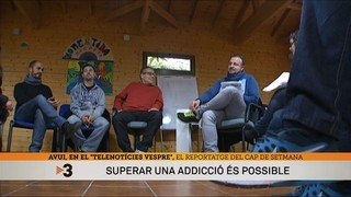 Superar una addicció és possible