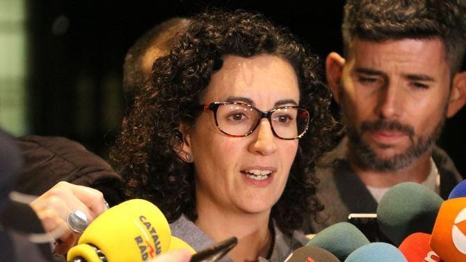 """Marta Rovira: """"El 21D és el referèndum que ells no s'han atrevit a pactar"""""""