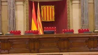 Demà es constitueix la mesa de la dotzena legislatura