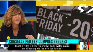 8 consells per fer compres segures al Black Friday i Cyber Monday