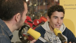 "Marc Márquez: ""Soc fill del 'dream team'"""