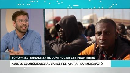 Europa i la crisi migratòria