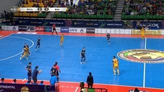 World International Futsal Cup: Final