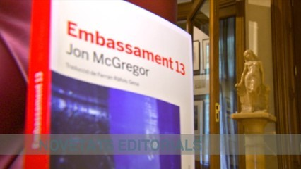 "Jon McGregor publica ""Embassament 13"", una novel.la premiada al Regne Unit"