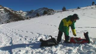 Volar a la neu! (1a part)