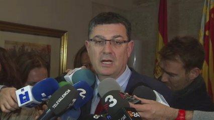 Rita Barberà planta les Corts Valencianes