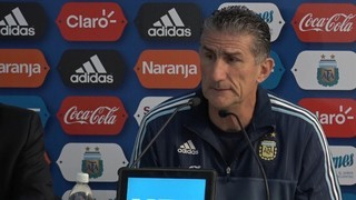 "Bauza: ""No arriscarem amb Messi"""