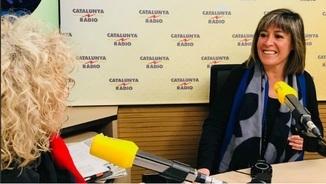 """Núria Marín: """"Em consta que Puigdemont no diu tota la veritat"""""""
