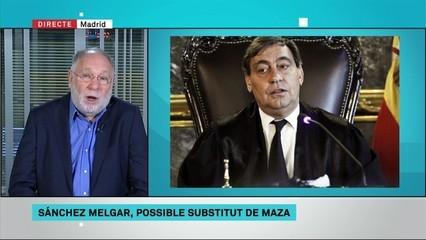 Ernesto Ekaizer analitza el perfil del possible substitut del fiscal Maza