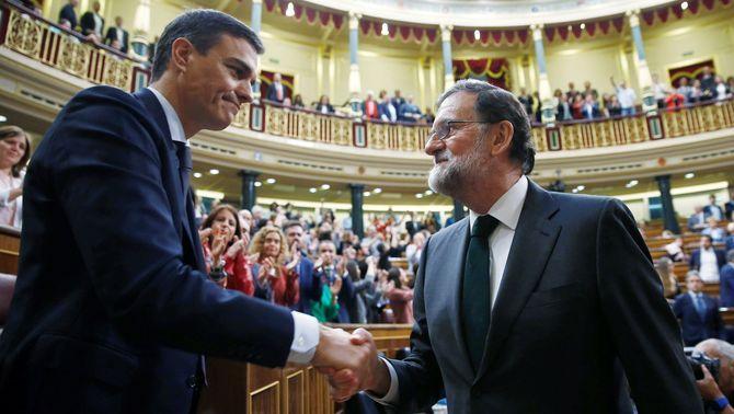 Pedro Sánchez, finalment president del govern espanyol