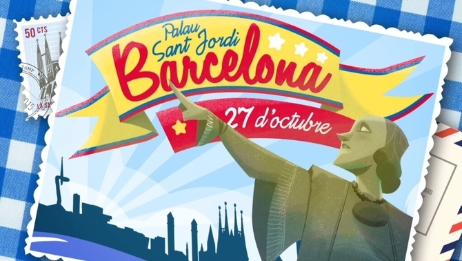La Festa on Tour a Barcelona