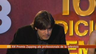 TV3 acapara els Premis Zapping
