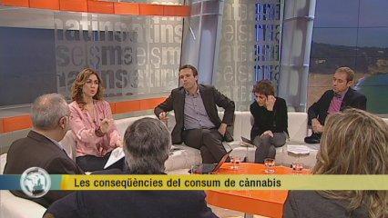 El consum de cànnabis: conseqüències i aspectes legals