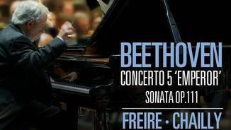 """Nelson Freire. Riccardo Chailly. Concert núm. 5 de Beethoven"""