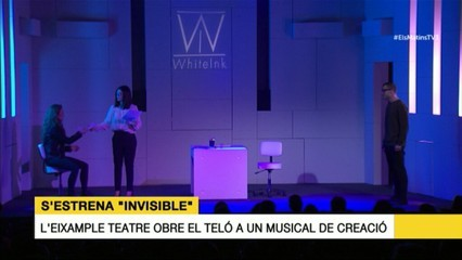 """Invisible"", el musical"