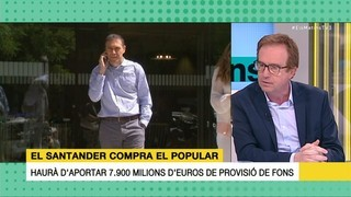 Les claus de la compra del Popular, amb Albert Closas