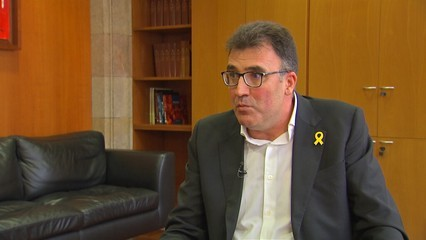 Lluís Salvadó i Josep Maria Jové recorden les seves detencions un any després del 20S