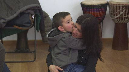 Musicoteràpia per a nens autistes