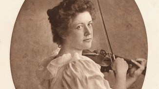 Leonora von Stosch, una violinista amb ànima de poeta