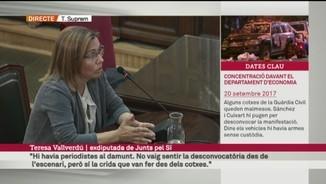 Marchena esbronca el fiscal Moreno per pressionar una testimoni