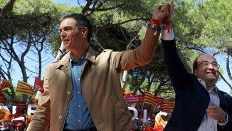 """""""La tertúlia"""": L'estratègia del PSOE a Catalunya perjudica el PSC?"""