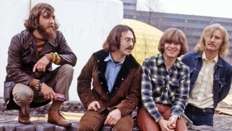 Creedence Clearwater Revival, rock transparent i sense artificis
