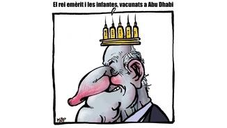 Vacunes reials, per Kap